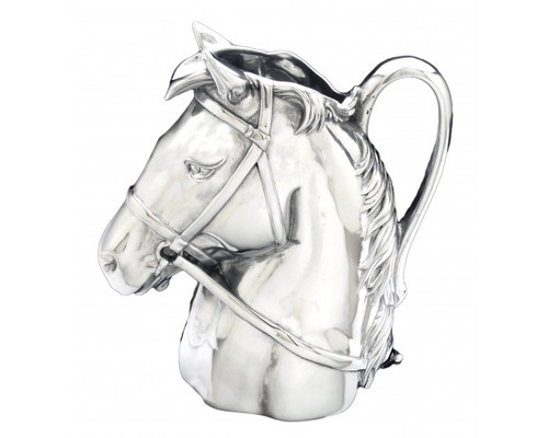 Thoroughbred Pitcher by Arthur Court