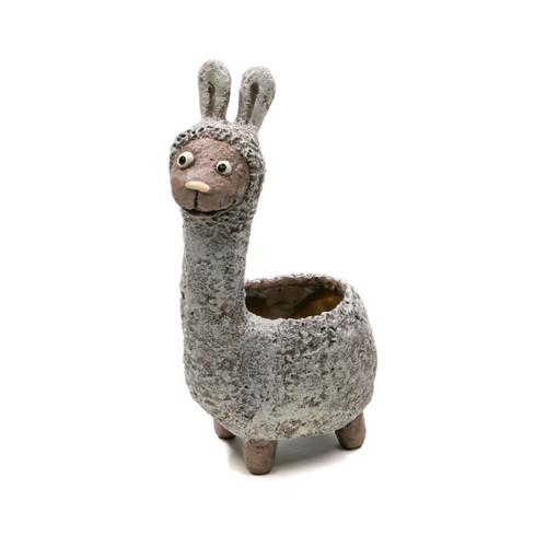 Georgetown Dolly, the Llama, Planter