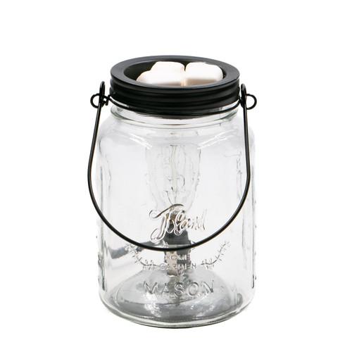 Mason Jar Edison Bulb Illumination Warmer