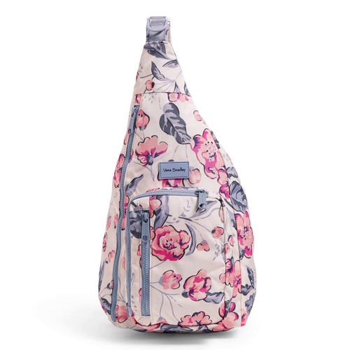 ReActive Sling Backpack Hummingbird Blooms by Vera Bradley