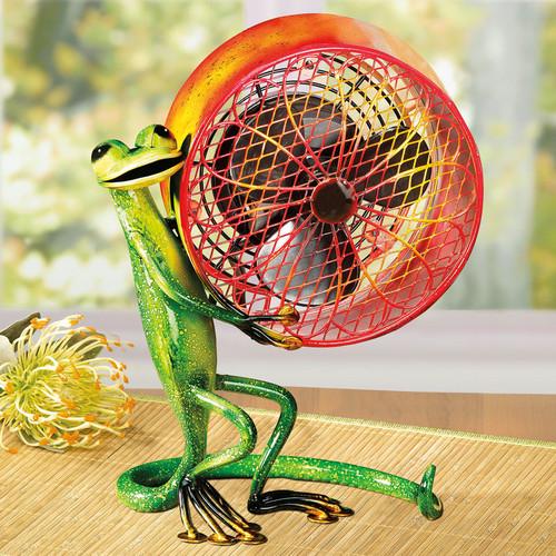 Figurine Fan - Gecko (Small)