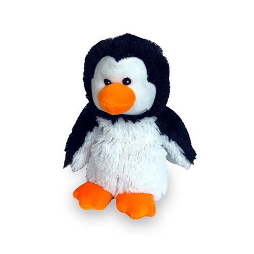 Warmies Junior Heatable & Lavender Scented Penguin Stuffed Animal