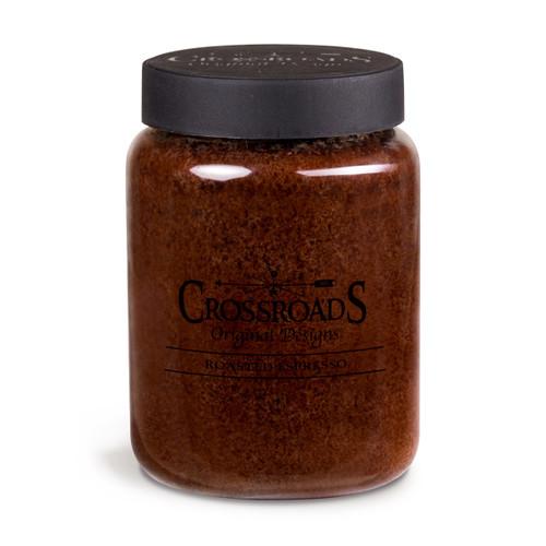 Roasted Espresso 26 oz. Crossroads Candle