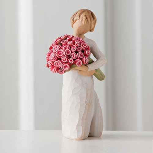 Abundance Expressions Figurine by Willow Tree