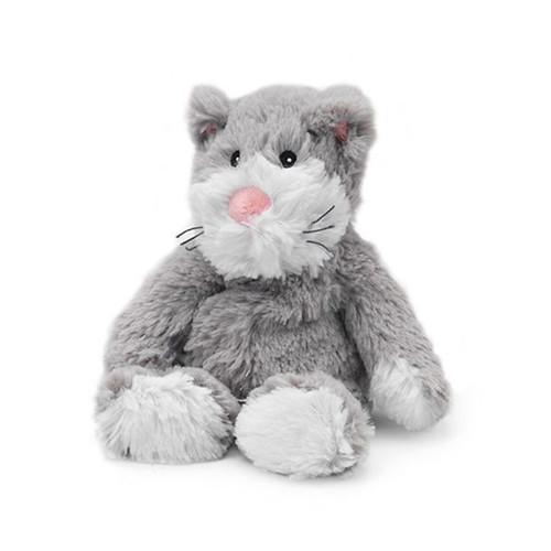 Warmies Junior Heatable & Lavender Scented Cat Stuffed Animal