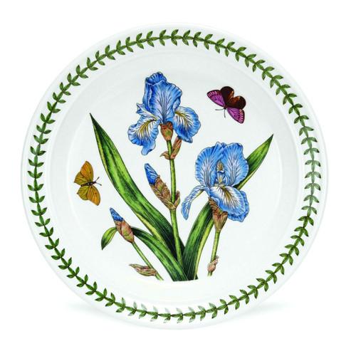 Botanic Garden Set of 6 Salad Plates (Assorted Motifs) by Portmeirion - Special Order