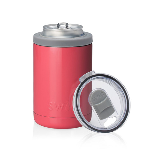 Swig 12 oz. Combo Cooler - Coral