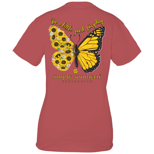 Small Good Spice Short Sleeve Tee by Simply Southern