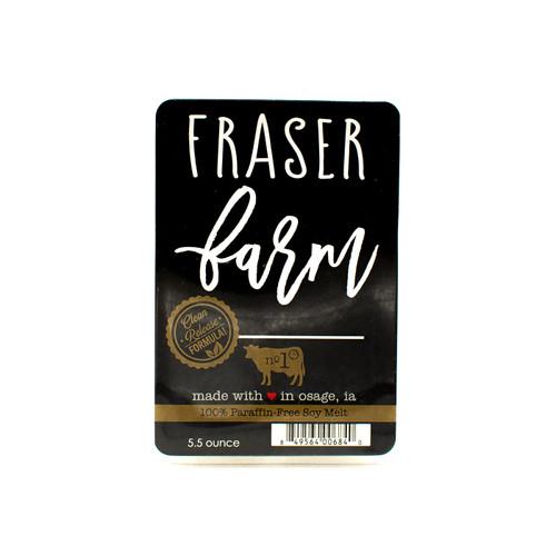 Fraser Farm 5.5 oz. Fragrance Melts by Milkhouse Candle Creamery
