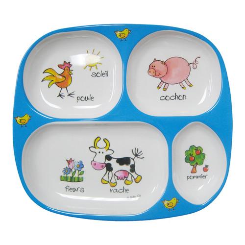 Farm Animals TV Tray by Baby Cie