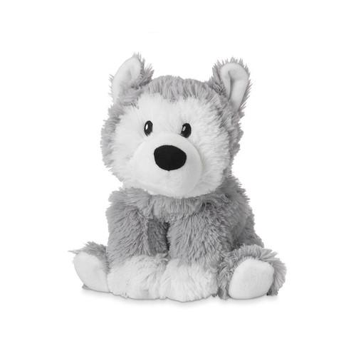 Warmies Heatable & Lavender Scented Husky Stuffed Animal