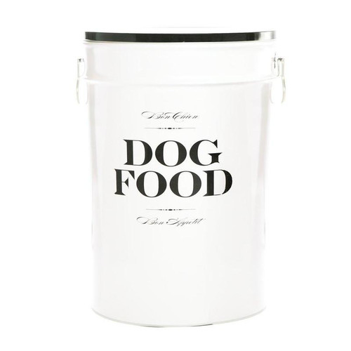 Large  Bon Chien Dog Food Storage Canisterby Harry Barker - Special Order