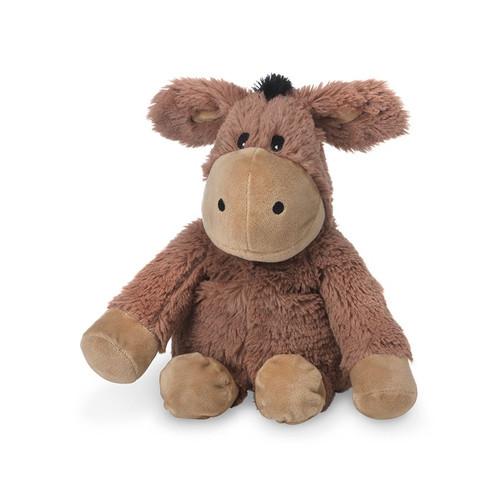 Warmies Heatable & Lavender Scented Donkey Stuffed Animal