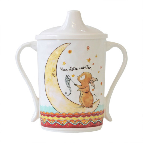 Wish on a Star Sippy Cup by Baby Cie