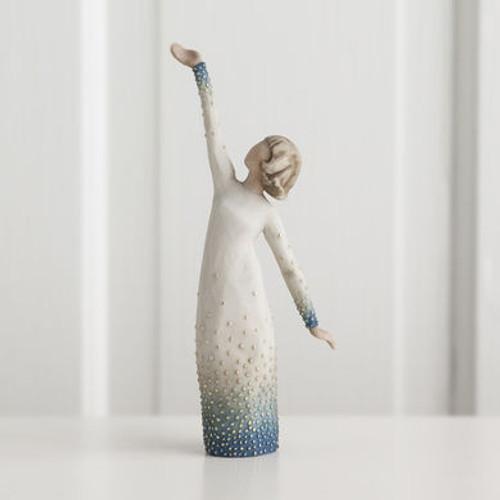 Shine Figurine by Willow Tree