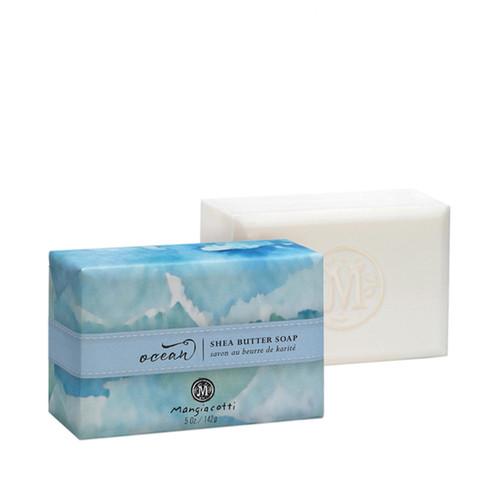 Ocean Shea Butter Bar Soap by Mangiacotti