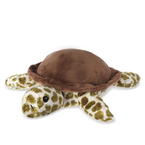 Warmies Heatable & Lavender Scented Turtle Stuffed Animal