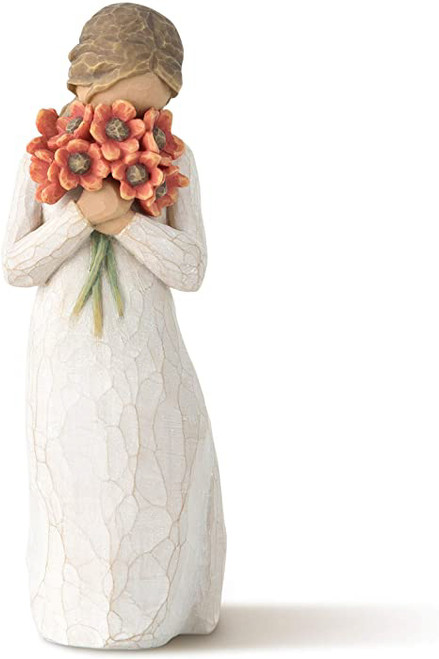 Surrounded by Love Expressions Figurine by Willow Tree