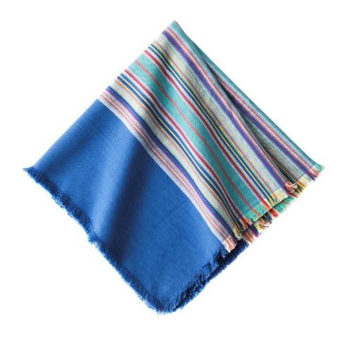 Picnic Stripe Multi Napkin by Juliska
