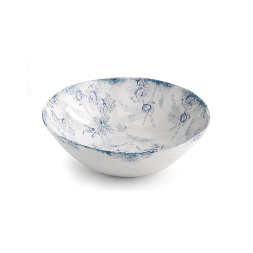 Giulietta Blue Serving Bowl - Arte Italica
