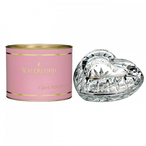 Giftology Heart Box by Waterford