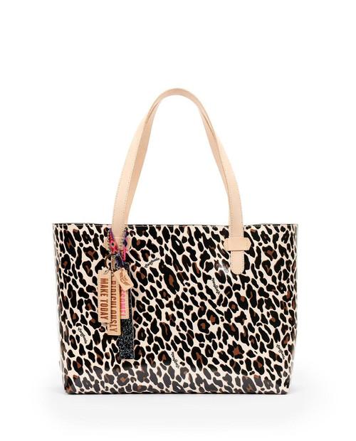 Mona Brown Leopard Big Breezy by Consuela