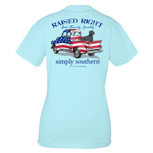 Small Ice Truck Unisex Short Sleeve Tee by Simply Southern