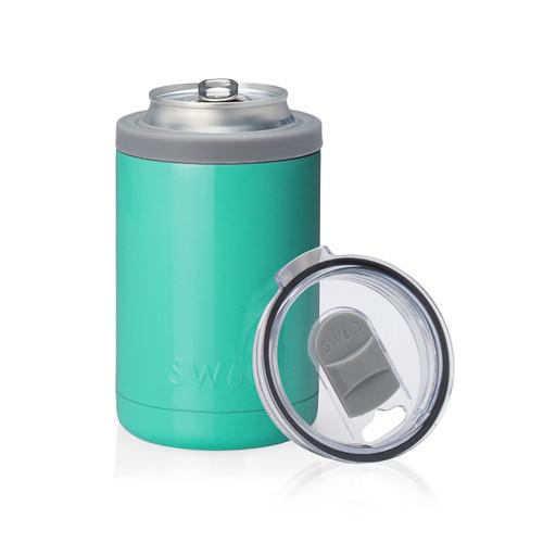 Swig 12 oz. Combo Cooler - Turquoise