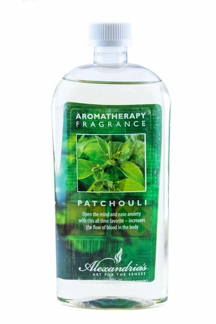 16 oz. Patchouli Alexandria's Fragrance Lamp Oil