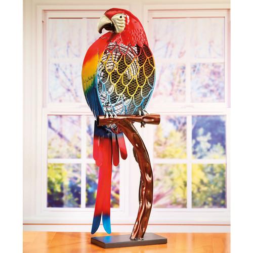Figurine Fan - Parrot - Color
