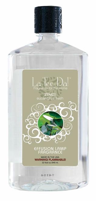 32 oz. Zing! La Tee Da Fragrance Oil