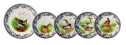Woodland 5-Piece Bowl Set by Spode - Special Order