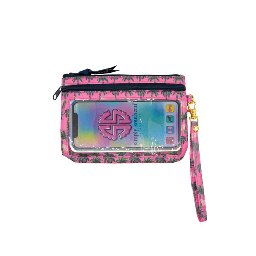 Hammock Phone Wristlet by Simply Southern
