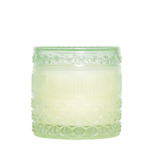 No. 6 Volcano 11 oz. Muse Faceted Jar Candle by Capri Blue