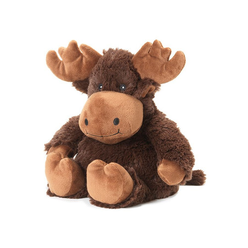 Warmies Heatable & Lavender Scented Moose Stuffed Animal
