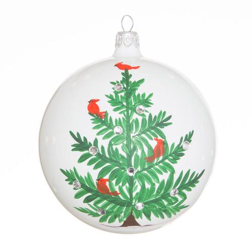 Vietri Lastra Holiday Tree Ornament - Special Order
