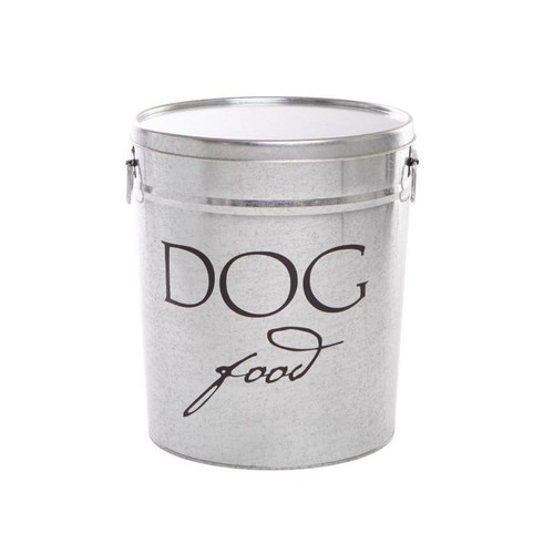 Large Silver Classic Food Storage Canister by Harry Barker - Special Order