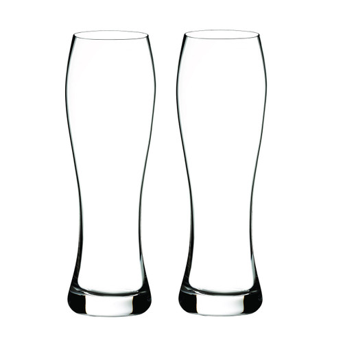 Elegance Lager Glass Pair by Waterford - Special Order