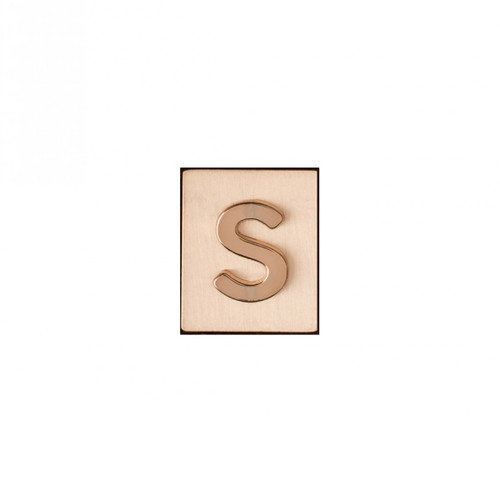 """""""S"""" AKA Monogram Letter & Icon Spacer by Spartina 449"""