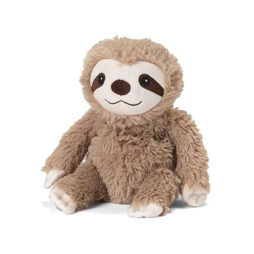 Warmies Junior Heatable & Lavender Scented Sloth Stuffed Animal