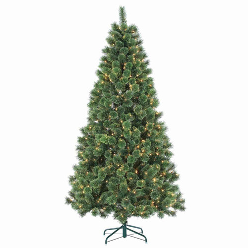 Hard Needle Deluxe Cashmere 7 ft. Pine by Sterling Tree