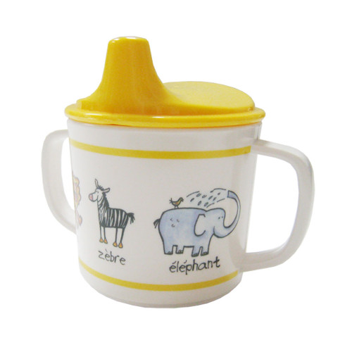 Jungle Animals Sippy Cup by Baby Cie