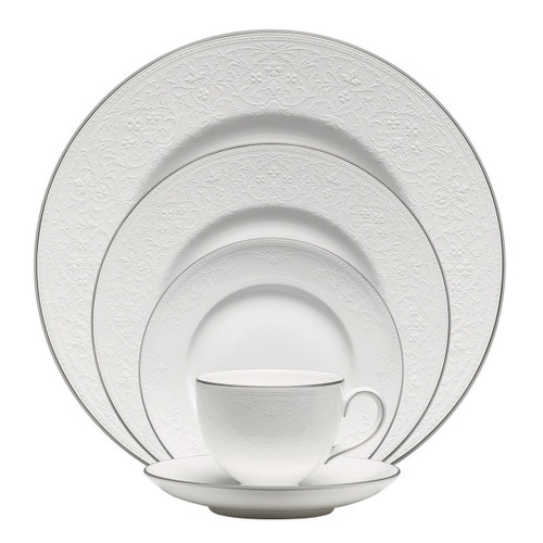 English Lace 5-Piece Place Setting by Wedgwood - Special Order