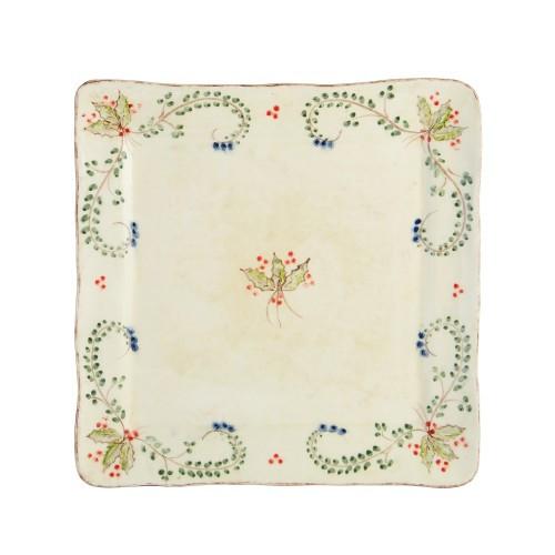 Medici Festivo Square Platter - Arte Italica