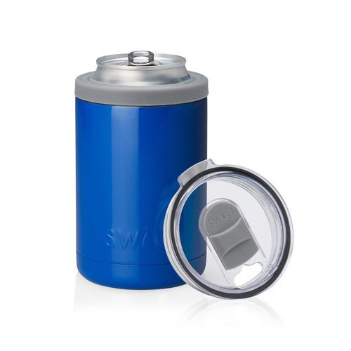 Swig 12 oz. Combo Cooler - Royal Blue
