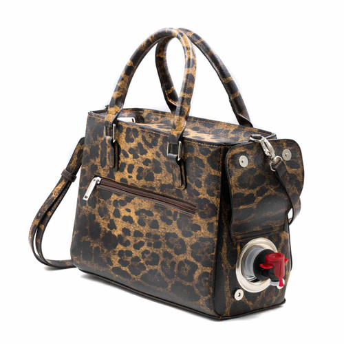 Primeware Cougar Safari Drink Purse
