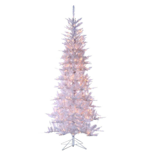 White Tiffany 7.5 ft. Tree by Sterling Tree