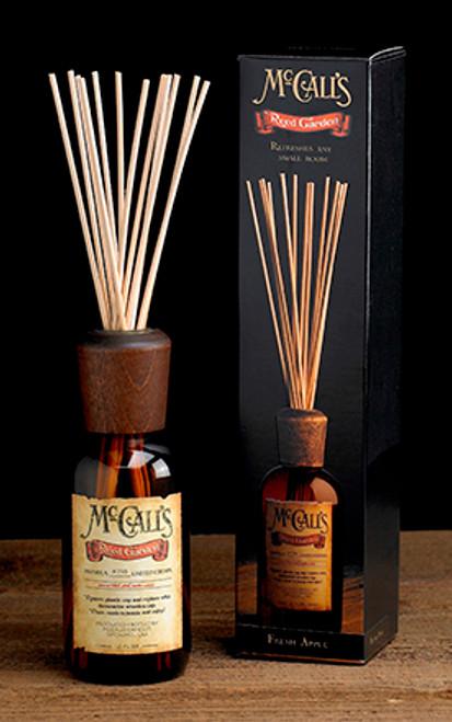 Hot Buttered Rum 4 oz. McCall's Reed Garden Diffuser