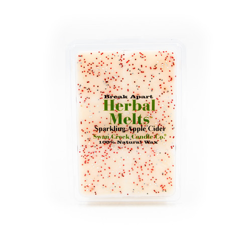 Sparkling Apple Cider 5.25 oz. Swan Creek Candle Drizzle Melts