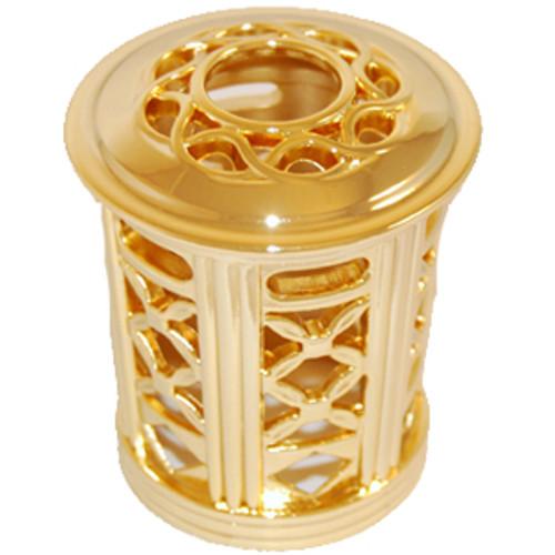 Gold Filigree Decorative Crown